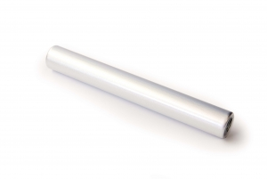 ALUMINUM BATONS; SILVER; SET OF 8