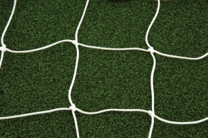 SOCCER NETS; 8 X 24 X 8 X 3; SQUARE BRAIDED; WHITE
