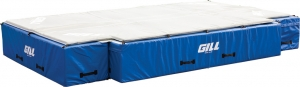 SCHOLASTIC II HIGH JUMP LANDING SYSTEM;