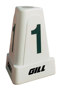 GILL LANE MARKERS; 1-8