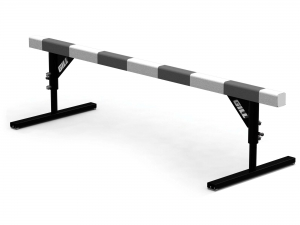 Gill Athletics Steeplechase Barriers; Set Of 4 (1 X 5m Barrier, 3 X 4m Barriers)