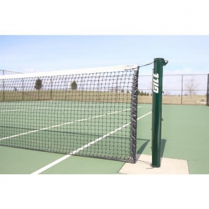 "ESSENTIALS TENNIS POSTS; 3.5"" OD, INCLUDES GROUND SLEEVES"