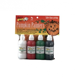 Handy Art Pumpkin Painter, 2 oz, Kit A, Set of 4