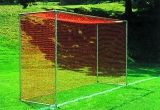 Practice Field Hockey Goal Official Size 7'H x 12'W x 4'D Includes Black Net