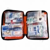 81 Piece On The Go Sports First Aid Kit, Softsided Case