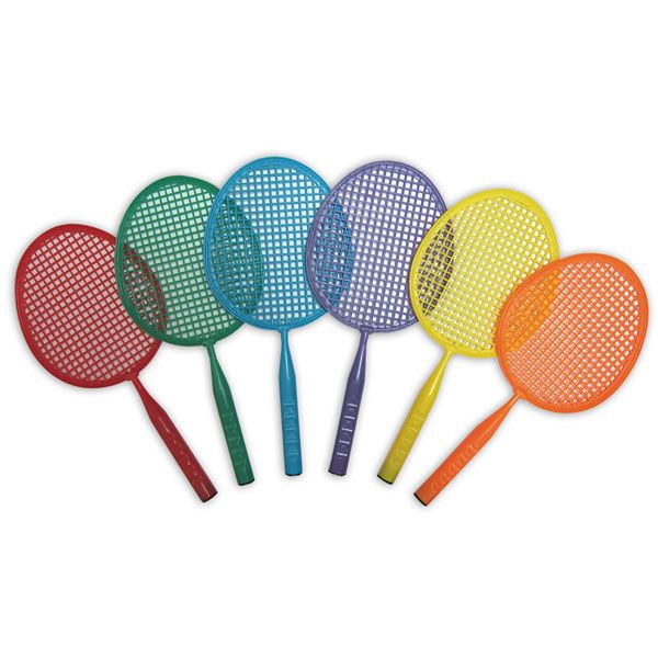 Badminton Junior Set of 6 Rackets