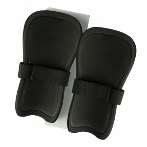 D3 Molded High Impact Shin Guard; Size: M