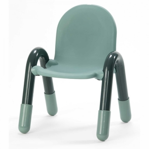 "Angeles  Baseline 9"" PVC Classroom Chair - Teal Green (3-5 CHAIRS)"