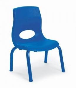 "Angeles MyPosture Chairs 10""  - Royal Blue"