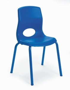 "Angeles MyPosture Chairs 14"" - Royal Blue"