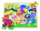 Picnic in the Park 35 piece Tray puzzle