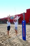 Match Point Competition Outdoor Volleyball System