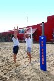 Match Point Recreational Outdoor Volleyball System