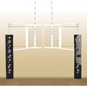Centerline Aluminum Volleyball System