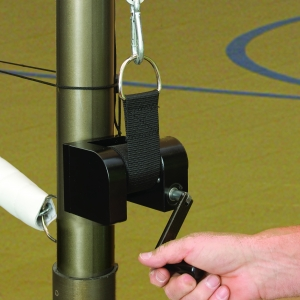 Centerline Aluminum Volleyball Posts and