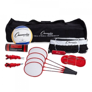 Tournament Series Volleyball/Badminton Set