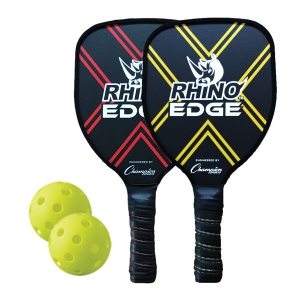Wooden Pickleball Paddle Set