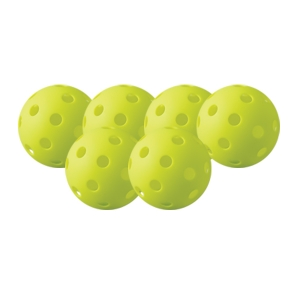 Indoor Pickleball Set of 6