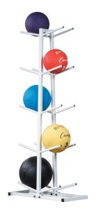 Double Medicine Ball Tree