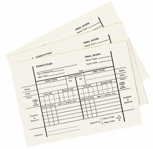 Referee Pad