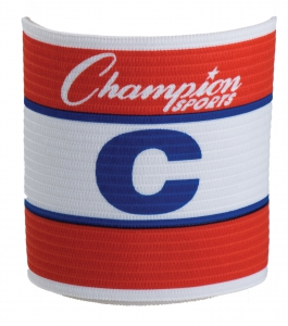 Official Adjustable Captains Armband