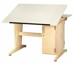 DRAFTING/DRAWING TABLE/VERT TWR MODEL