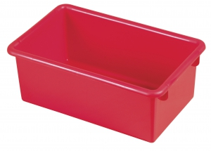 Stack & Store Tub without Lid - Red 12 Pack