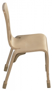 "14"" Bentwood Chair - Natural"