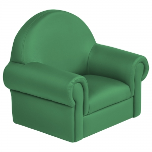 SoftZone Little Lux Toddler Chair - Green