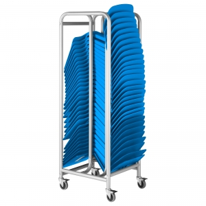 The Surf Storage Rack and Surfs 30-Pack - Blue
