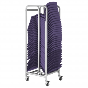 The Surf Storage Rack and Surfs 30-Pack - Eggplant
