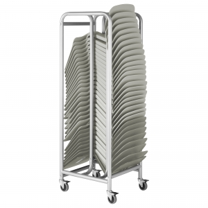 The Surf Storage Rack and Surfs 30-Pack - Light Grey