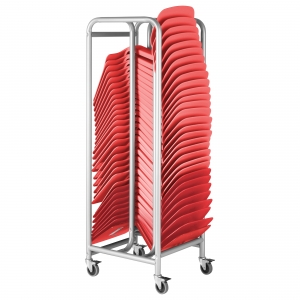 The Surf Storage Rack and Surfs 30-Pack - Red