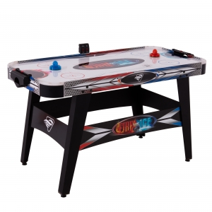 TRIUMPH 54 Fire n Ice LED Air Hockey Table