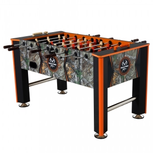 "TRIUMPH 58"" RealTree Foosball Table"
