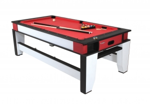 ATOMIC 84 2-IN-1 Flip Top Table