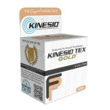 "Kinesio Tape, Tex Gold FP, 2"" x 5.5 yds, Beige, 1 Roll"