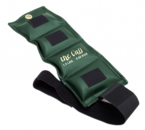 The Cuff Original Ankle and Wrist Weight - 1.5 lb - Olive