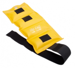 The Cuff Original Ankle and Wrist Weight - 7 lb - Lemon