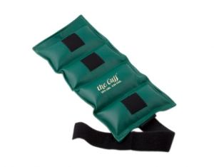 The Cuff Original Ankle and Wrist Weight - 12.5 lb - Olive