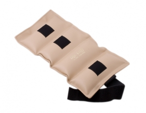 The Cuff Original Ankle and Wrist Weight - 15 lb - Tan