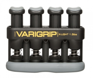 CanDo VariGrip hand exerciser - Yellow, x-light