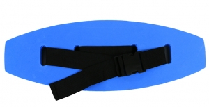 CanDo jogger belt, small, blue