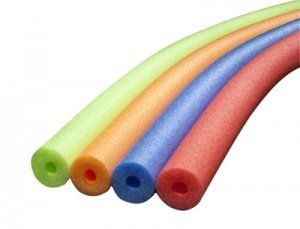 "CanDo exercise noodle 2.4x57"" 32 each (colors vary)"