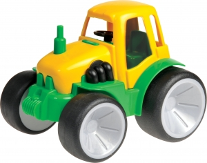 "Gowi Toys  5"" Farm Tractor"