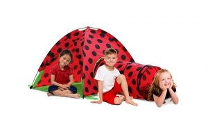 Ladybug Tent and Tunnel