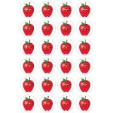 Themed Stickers - 3 sheets - Happy Apples