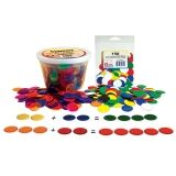 Counters - 500 count, Container, opaque