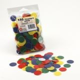 Counters - 100 count, Bagged, opaque