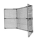 Permanent Baseball/Softball Backstop 3 Panels
